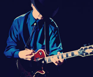 Guitar Player en Riviera Nayarit