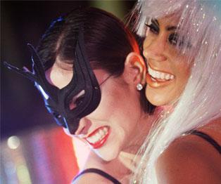 Máscaras en Riviera Maya