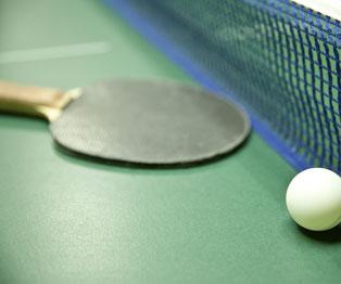 Ping Pong en la Riviera Maya