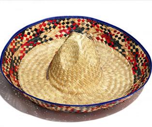 Sombrero loco en Puerto Vallarta
