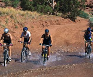 Tour de bicicletas en Riviera Maya
