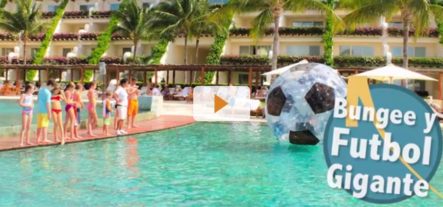 Actividades Grand Velas Riviera Maya