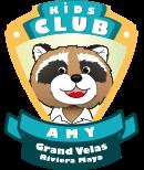 Amy - Grand Velas Riviera Maya Mascot