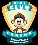 Pancho - Grand Velas Riviera Nayarit Mascot