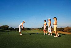 Paquete de Golf en hotel de Quintana Roo
